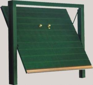 Basculante in legno modello Orizzont Classic