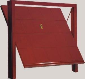 Basculante in legno modello Quadro