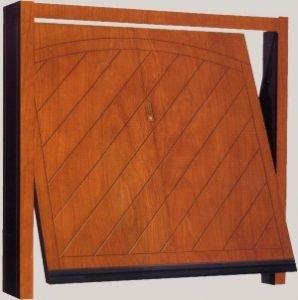 Basculante in legno modello Berna