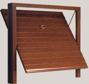 Basculante in legno modello Orizzont Massel