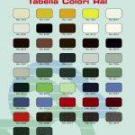 colori disponibili basculante